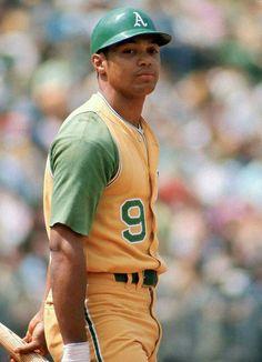 Random Baseball — Reggie Jackson, Oakland A's. But Football, Baseball Star, Baseball Players, Oakland Baseball, Baseball Wall, Baseball Classic, Pirates Baseball, Mlb Players, Baseball Season