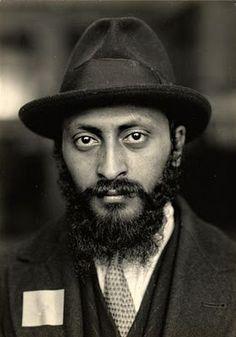 Armenian Jew Immigrant, Ellis Island 1926
