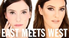 Video Gives Fascinating Look at Difference Between #Makeup Trends East vs West. From #primer to #lipstick. Interesting what fixations women from each area have and what the goal look trends depending on country.