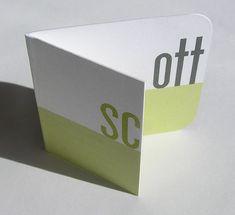 30 Ejemplos de uso de texturas y formas en tarjetas de presentación | Puerto Pixel | Recursos de Diseño | Page 2