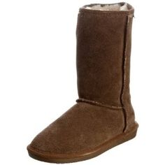"BEARPAW Women's Emma 10"" Shearling Boot (Apparel)  http://www.amazon.com/dp/B003DNR4X2/?tag=iphonreplacem-20  B003DNR4X2"