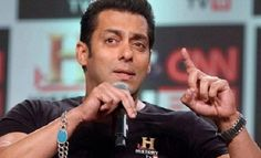 ‪#‎SalmanKhan‬ was warned yesterday to apologise within seven days for his remark!