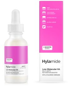 Hylamide Low-Molecular Hyaluronic Acid ($20)  Because of its unrivaled hydrating abilities, hyaluronic acid should be your go-to for treating droopiness at the surface.