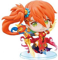 Crunchyroll - Pugyutto Collection Figure PUZZLE & DRAGONS Vol.5 - Leilan