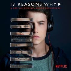 13 Reasons WHY (netflix Original Series) / O. - 13 Reasons Why (A Netflix Original Series Soundtrack) - Vinyl 13 Reasons Why Poster, 13 Reasons Why Netflix, Thirteen Reasons Why, 13 Reasons Why Memes, Clay 13 Reasons Why, Films Netflix, Shows On Netflix, Netflix 2017, Six Feet Under
