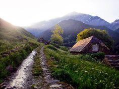 Bordas de Viadós, Valle Chistau