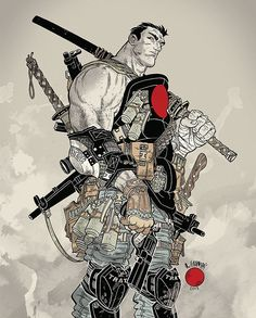 Bloodshot & Hard Corps by Rafael Grampa ✤ || CHARACTER DESIGN REFERENCES | キャラクターデザイン • Find more at https://www.facebook.com/CharacterDesignReferences if you're looking for: #lineart #art #character #design #illustration #expressions #best #animation #drawing #archive #library #reference #anatomy #traditional #sketch #development #artist #pose #settei #gestures #how #to #tutorial #comics #conceptart #modelsheet #cartoon #warrior || ✤