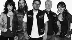Sons of Anarchy :all my favorite people