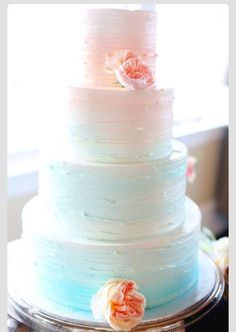 a few more flowers and this cake will be perfection