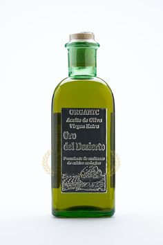 Oro Del Desierto Coupage Organic - one of the World's Best Olive Oils! New york international olive oil award - NYC - USA