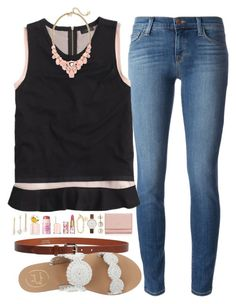 """""""My arm is asleep and it hurtssss"""" by oliviavt ❤ liked on Polyvore"""