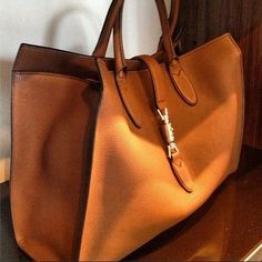 Leather Tote Bag, Shoulder Bag