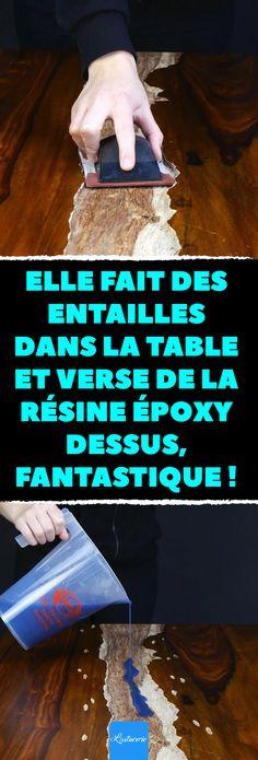 Le plateau de la table est pourvu d'un effet de lumière absolument fantastique ! #astuce #astuces #decorationinterieure #deco #jeuxdelumière