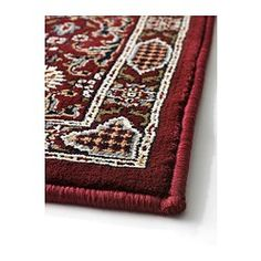 """IKEA - VALBY RUTA, Rug, low pile, 2 ' 7 """"x5 ' 11 """", , Durable, stain resistant and easy to care for since the rug is made of synthetic fibers."""