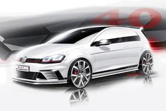 Volkswagen Golf GTI Clubsport 2015