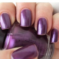opi nail colors | OPI Canada, You Ottaware Purple Nail Polish-Retired color | Shop ...