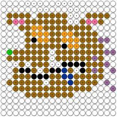 gruffalo kralenplank - Google zoeken Gruffalo Party, The Gruffalo, Preschool Literacy, Album, Perler Beads, Beading Patterns, Storytelling, Childrens Books, Activities For Kids