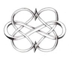 Wedding band tattoo idea. We'll be getting these when we renew our vows in a few years.