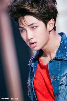 RM | #KimNamjoon #BTS #RM 방탄소년단 - Dispatch - Making Off 'Fake Love' M/V