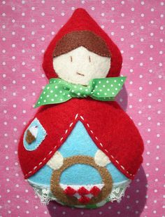 cupcake cutie: Patterns to stitch + sew