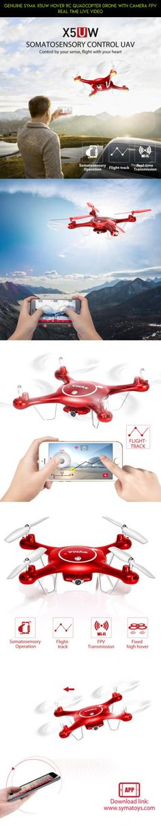 Genuine Syma X5UW Hover RC Quadcopter Drone with Camera FPV Real Time Live Video #live #technology #racing #kit #shopping #syma #fpv #parts #video #plans #drone #products #tech #camera #gadgets #drone