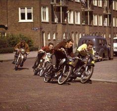 Dutch sixties, Sparta race