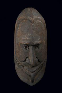 House mask Papua New Guinea - Middle Sepik
