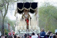 Holy Week in Sevilla, Spain, 2012: Hermandad de Torreblanca, Sábado de Pasión.