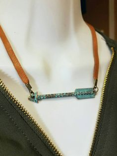 Check out this item in my Etsy shop https://www.etsy.com/listing/510722687/boho-necklace-arrow-necklace-gift-for