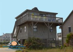 Sea II Views is a  Outer Banks House vacation rental in South Nags Head. This  Outer Banks rental is perfect for your next  Outer Banks Vacation in South Nags Head.