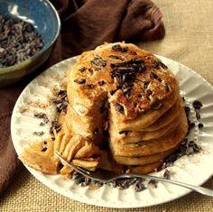 Connoisseurus+Veg:+Silken+Tofu+Cacao+Nib+Blender+Pancakes