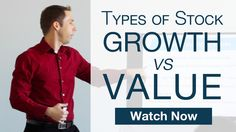 Basic Stock Investing Strategies: Growth vs Value  [FREE Stock Market Course]