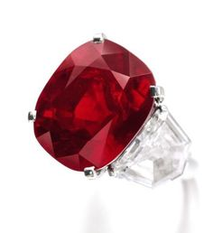 A 25 Carat Ruby Is Now the World's Most Expensive Colored Stone - JCK