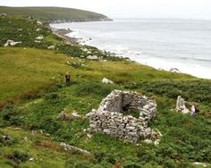 Achill Island Field Report century Ice House on Corraun, 21 June 2006 Island Holidays, Ice Houses, Archaeology, 19th Century, History, Scotch, Gallery, Water, Pictures