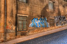 Lisbon Street in Portugal.... HDR | Flickr - Photo Sharing!