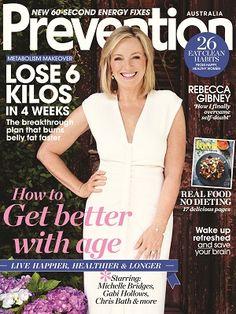 Prevention #magazines #march #2015 #rebeccagibney