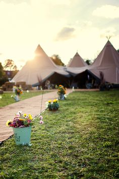 Festival Style Wedding with Tipi Tent Reception Tipi Wedding, Marquee Wedding, Rustic Wedding, Our Wedding, Wedding Flowers, Dream Wedding, Wedding Walkway, Wedding Marquee Decoration, Wedding Stuff