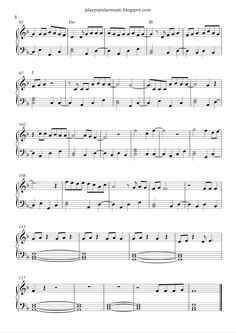 give me love ed sheeran piano pdf