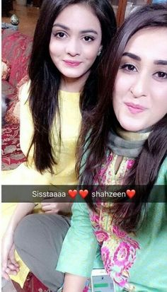 #Khaani sister's