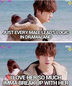 Kdrama logic #killmehealme #kdrama