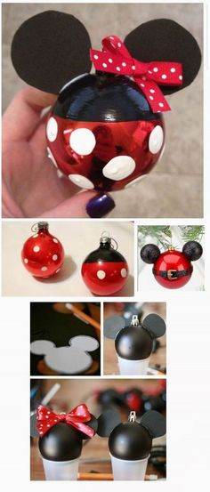 minnie-or-mickey-mouse-christmas-ornament                                                                                                                                                                                 More