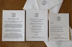 Bespoke Wedding Invitations and Custom Design - Artcadia