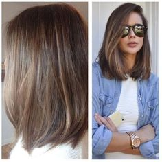 Welcome to today's up-date on the best long bob hairstyles for round face shapes – as well as long, heart, square and oval faces, too! I've included plenty of wavy long bob hairstyles for fine hair an (Hair Cuts For Round Faces) Lob Hairstyle, Long Bob Hairstyles, Hairstyles 2018, Natural Hairstyles, Formal Hairstyles, School Hairstyles, Vintage Hairstyles, Pretty Hairstyles, Wedding Hairstyles