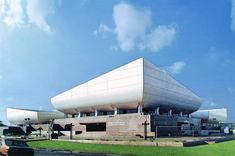Gallery of Ghana National Theatre / CCTN Design - 7