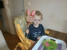 Creating - Easter bunny :)