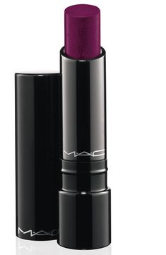 """M.A.C. Sheen Supreme Lipstick in """"Quite the Thing!"""" - Check out this line if you're looking for a moisturizing lipcolor."""