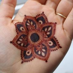 Henna Tattoo Designs, Henna Tattoos, Mandala Tattoo Design, Basic Mehndi Designs, Modern Henna Designs, Mehndi Designs For Girls, Mehndi Designs For Beginners, Dulhan Mehndi Designs, Mehndi Design Pictures
