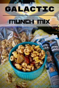 Galactic Munch Mix   Country Girl Gourmet
