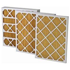MERV 11 Pleated Furnace Filters - 30001-206-0016