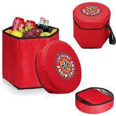 Louisiana-Lafayette Ragin Cajuns 12 Quart Bongo Cooler - Red - $29.99